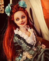 OOAK Barbie: Gabrielle by Tanzanight