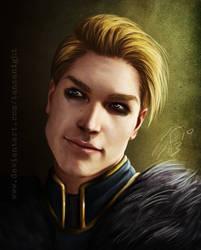 Prince Dimitri of Nivengard