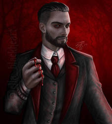 Vampyr: Dr. Jonathan Reid