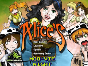 Alice's Moo-vie Night (free RPG)