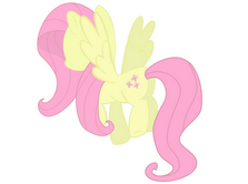 Fluttershy Vector by thecoltalition
