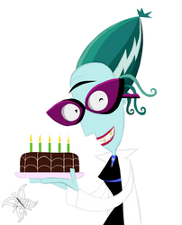 Happy B-day, Doctor-Doctor by JWolf-97