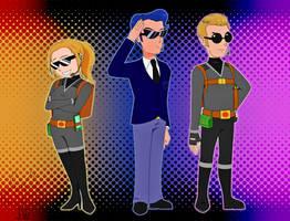 The Recurring Agent Trio