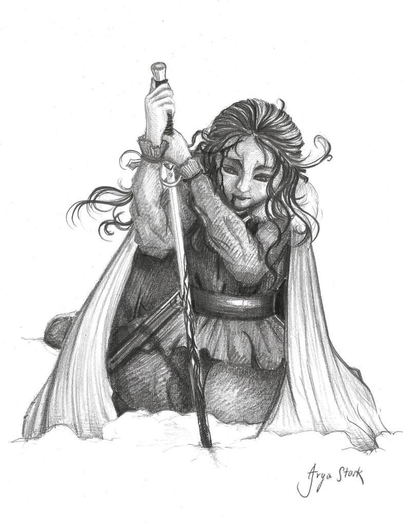Arya by SilverDust20383
