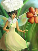 flower fairies mean well by Fairytwister