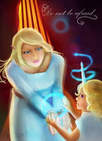 Do not be afraid... by Fairytwister