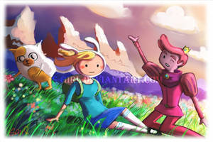 Fionna Time :)