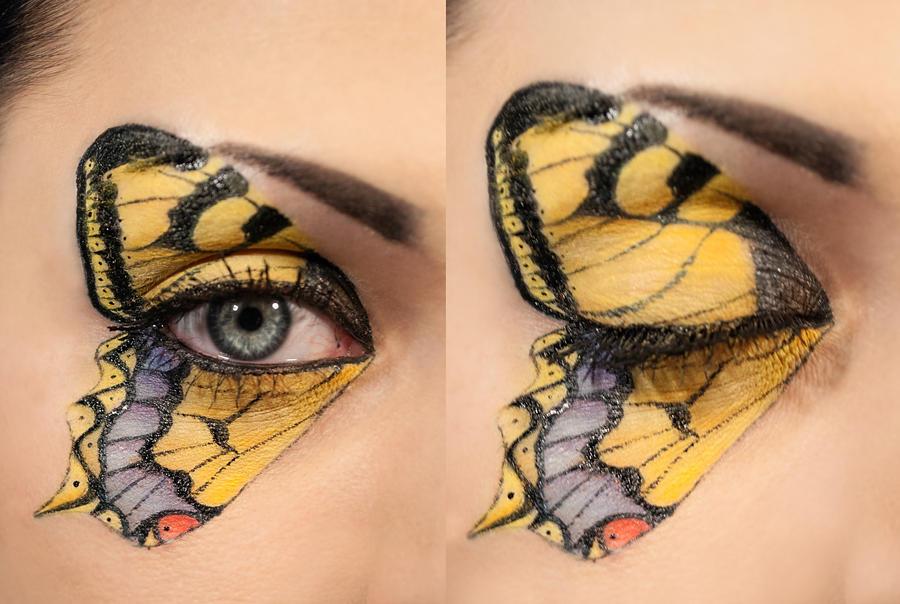 Butterfleye II by xAsOnex