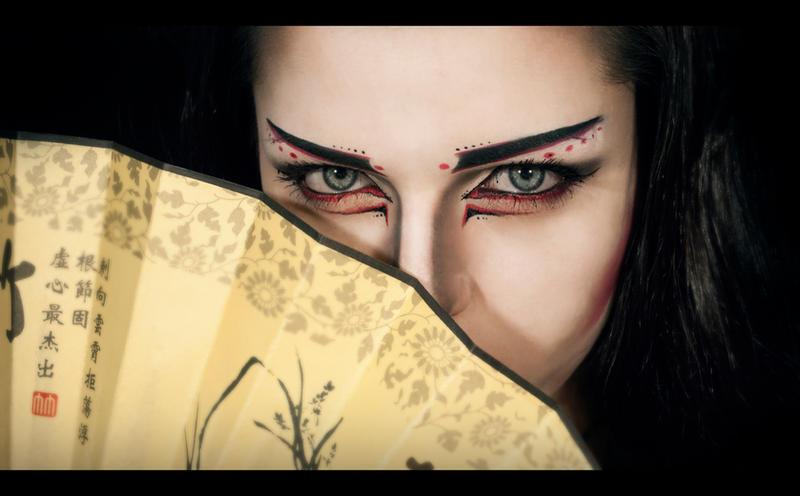 Geisha inspired by xAsOnex