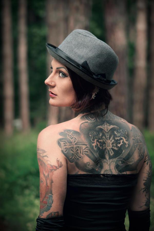 Looking back by xAsOnex
