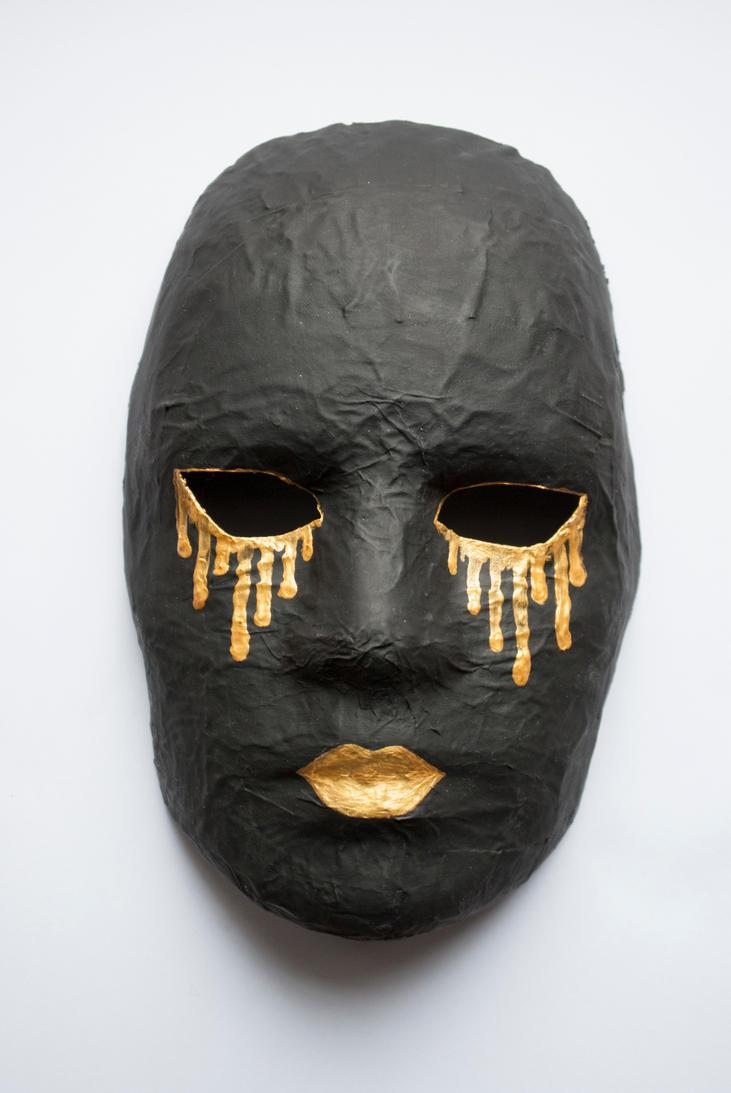 Golden tears by xAsOnex
