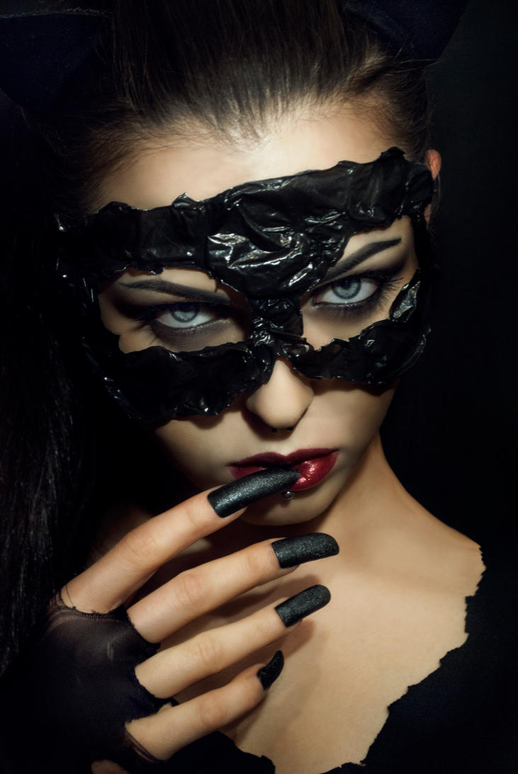 Bad Kitty by xAsOnex