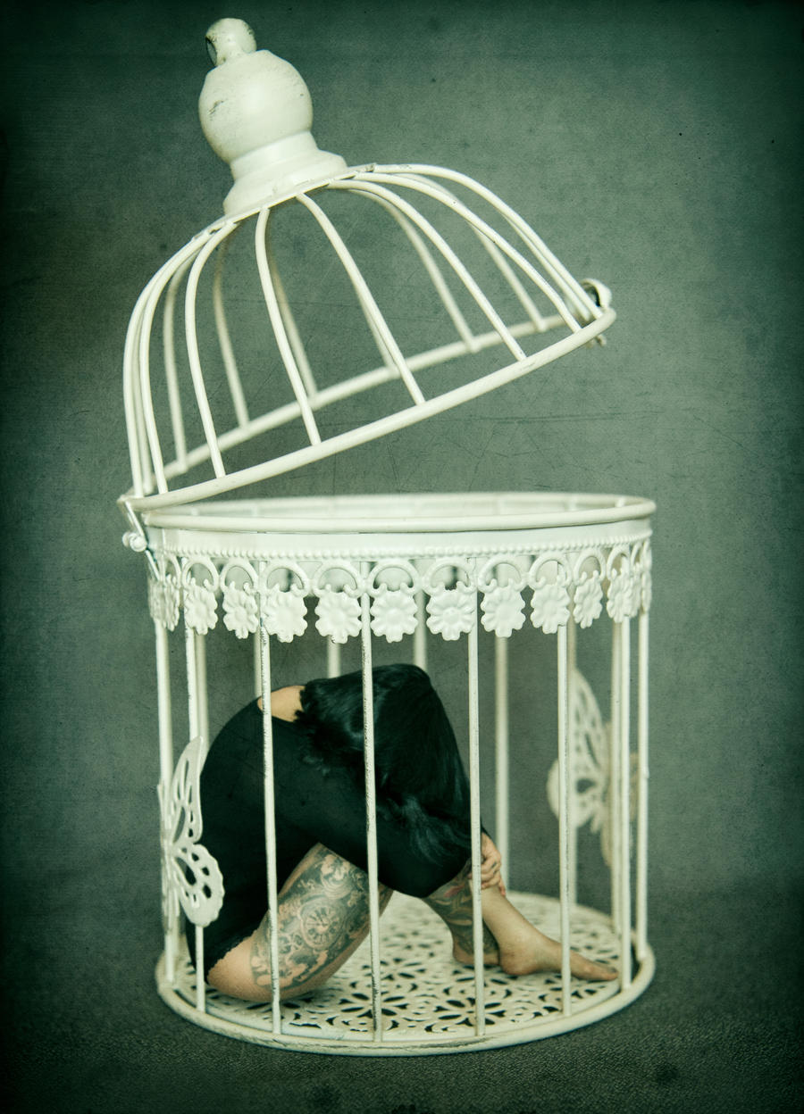 Staying in my cage