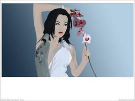 Vector Girl by Runaway11223