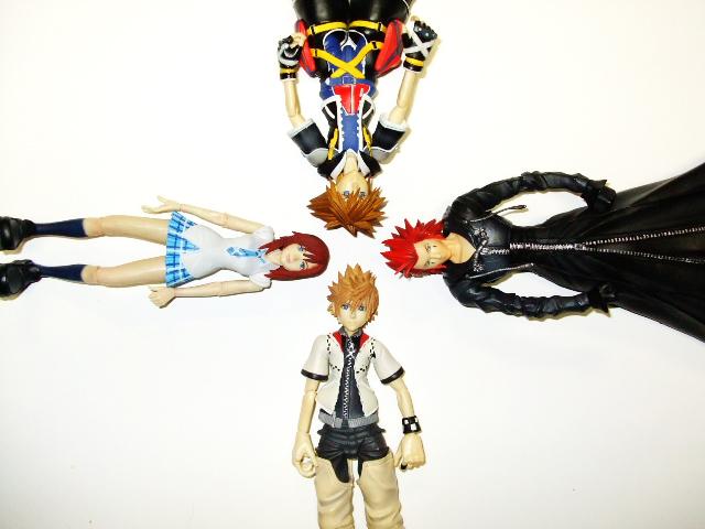 Kingdom Hearts ring by sketchpadmediaDA