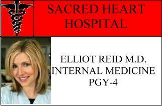 Scrubs Id Card Elliot By Angelelleth On Deviantart
