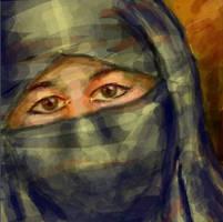 omm- Burqa