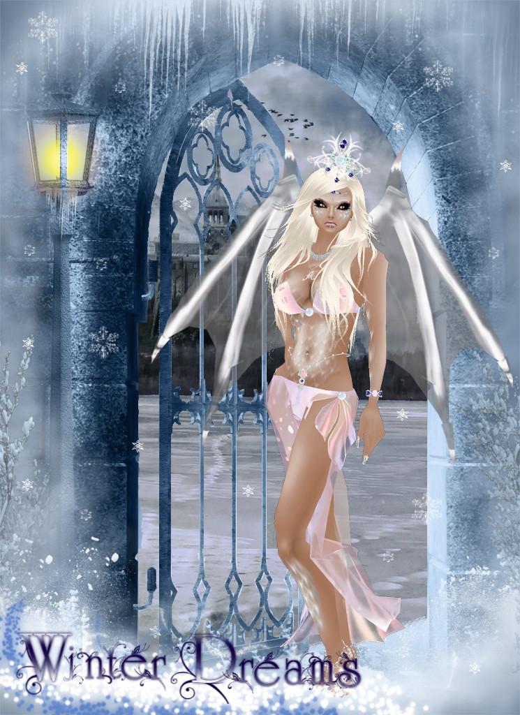 Winter dreams by xRoNiKx