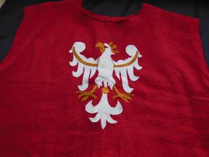 Custom 13th Century Surcoat - Coat of Arms