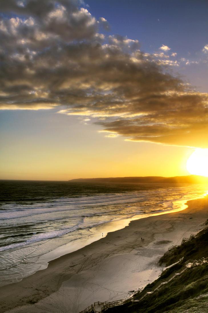 Wilderness Sunset by GoDsGiMp