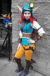Jak and Daxter: Geologist Cosplay