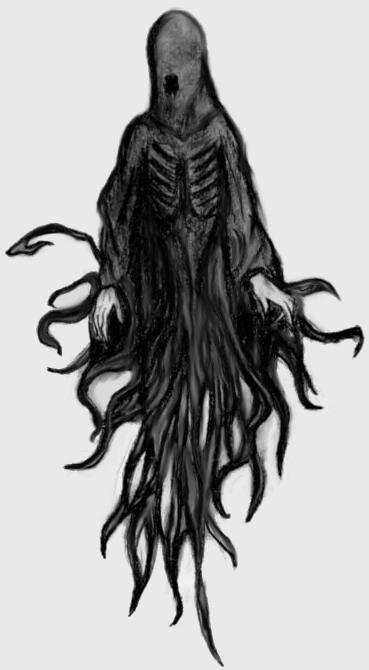Dementor by Abydell on... Nazgul Costume