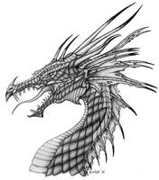 Scaley Dragon Version 2.0 by Abydell