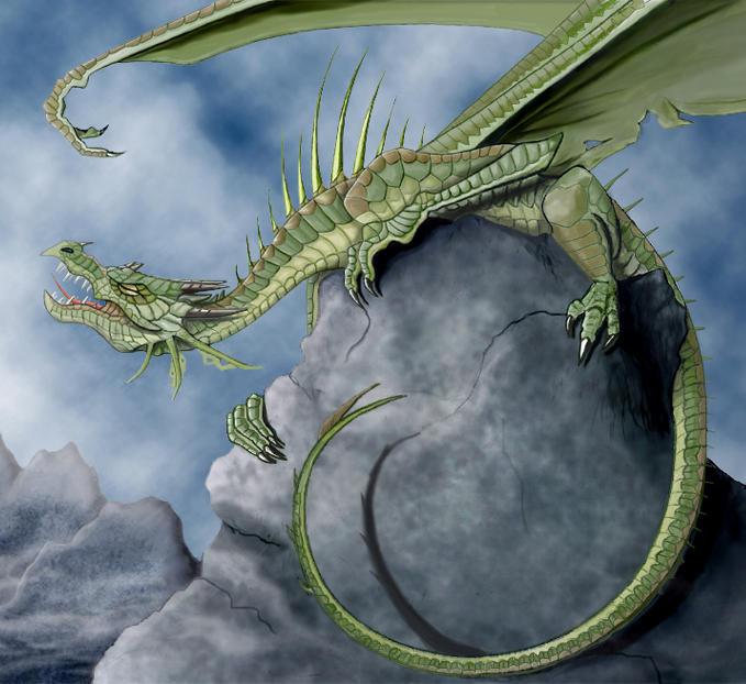 small dragon wallpaper - photo #26