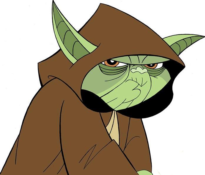 Star wars clone wars yoda by abydell