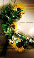 Sunflowers by HorizoNpl