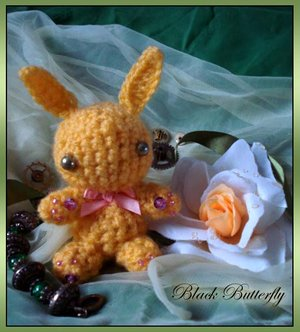 Yellow_Bunny_by_BlackButterfly by Plush-club