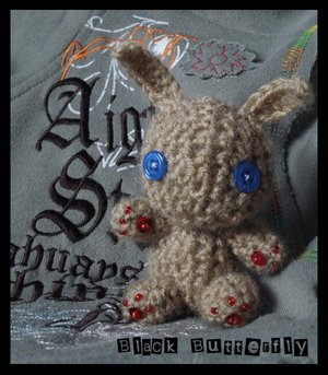 Button-Eye_Bunny_by_BlackBut by Plush-club