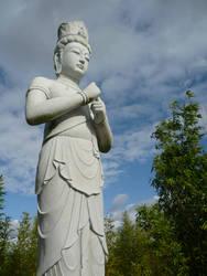 Buddha Eden 01 by Stock-gallery