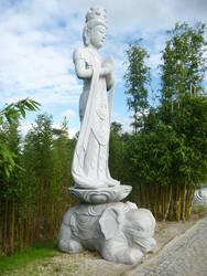Buddha Eden 07 by Stock-gallery