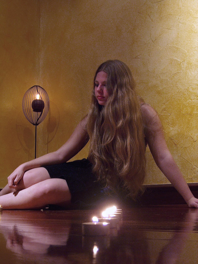 Women - Witchcraft Aprentice 2 by Stock-gallery