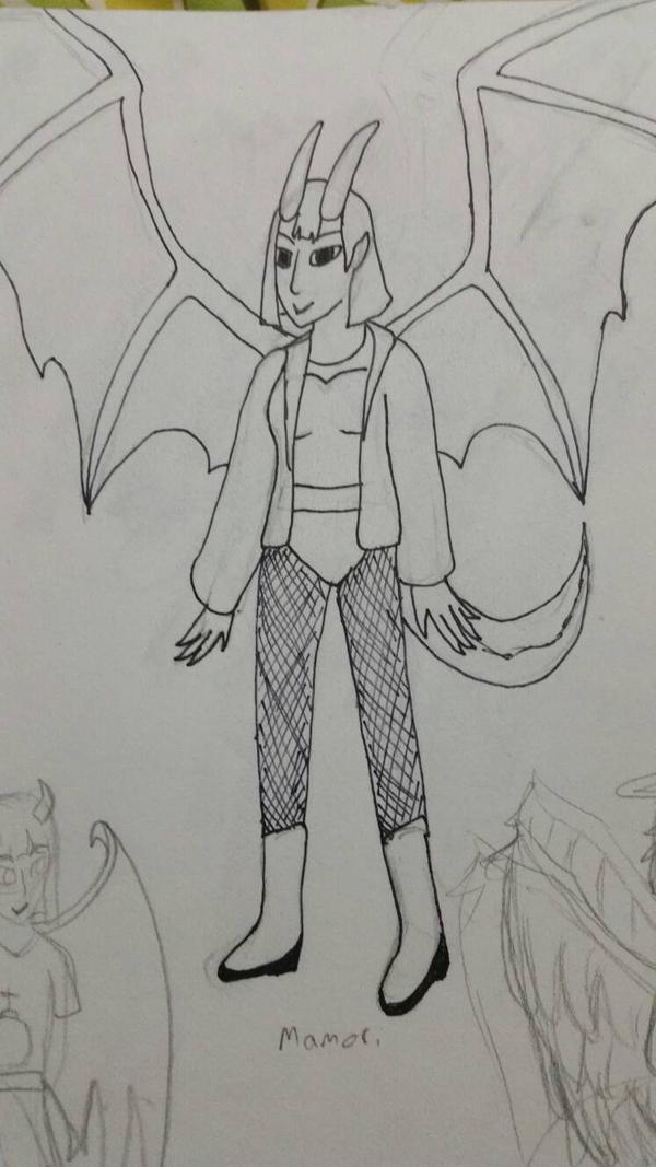 Dragon Lady by Victoria-Firewriath