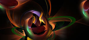 twisted pumpkin: alternate view