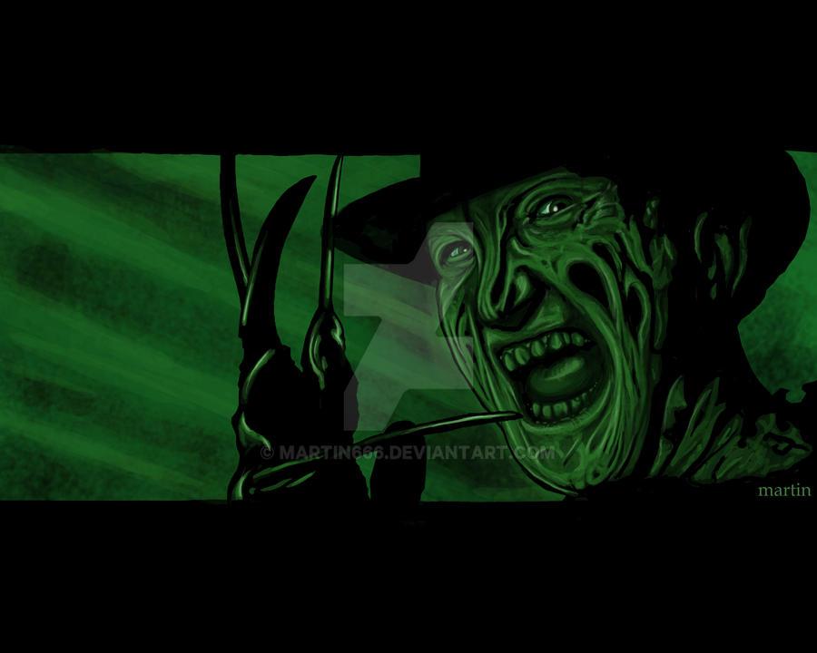 Freddy by Martin666