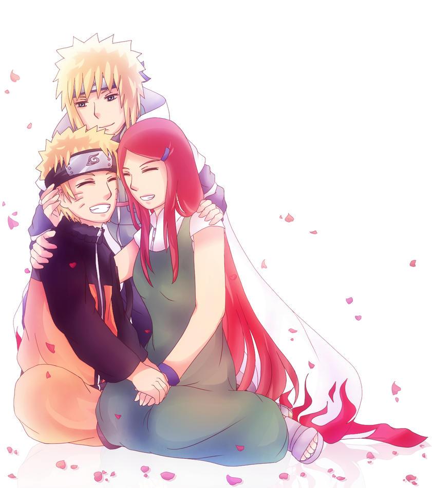 NRT - Uzumaki Family by hipanda89