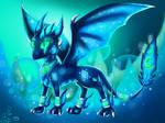 Silverxy The Dragon Moon