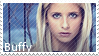 BtVS stamps: Buffy by Severka