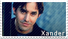BtVS stamps: Xander by Severka