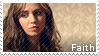 BtVS stamps: Faith by Severka