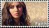 BtVS stamps: Faith by Severka