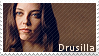 BtVS stamps: Drusilla by Severka