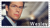 BtVS stamps: Wesley by Severka