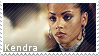 BtVS stamps: Kendra by Severka