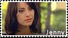BtVS stamps: Jenny by Severka