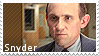 BtVS stamps: Snyder by Severka