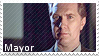 BtVS stamps: Mayor by Severka